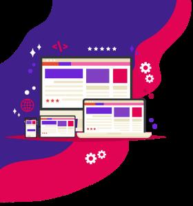 طراحی سایت و فروشگاه اینترنتی رشت